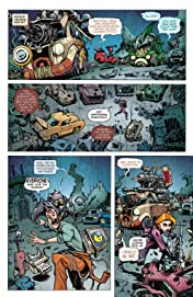 Monster Motors: The Curse of Minivan Helsing #2 (of 2)