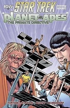 Star Trek / Planet of the Apes No.5 (sur 5)