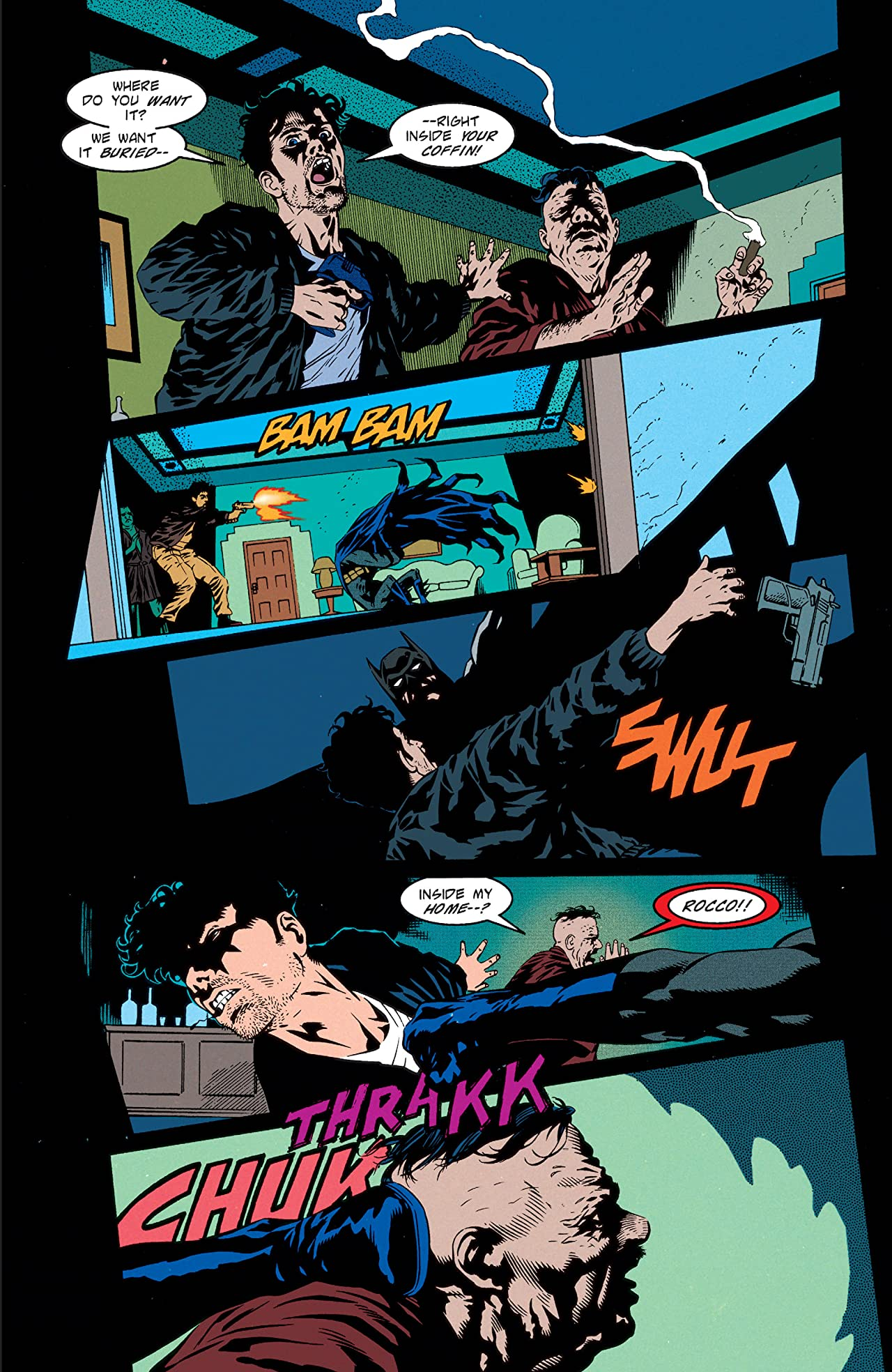 Batman: Legends of the Dark Knight #88