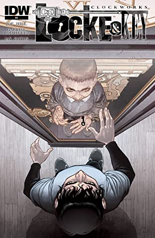 Locke & Key: Clockworks No.4 (sur 6)