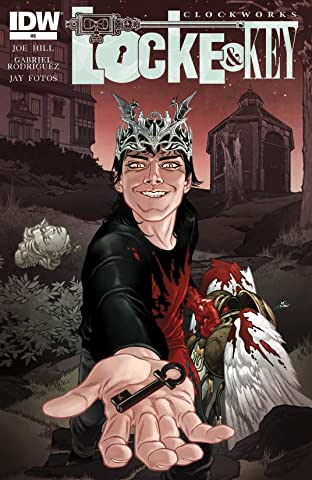 Locke & Key: Clockworks No.6 (sur 6)