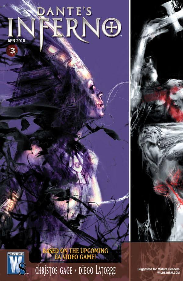 Dante's Inferno #3 (of 6)