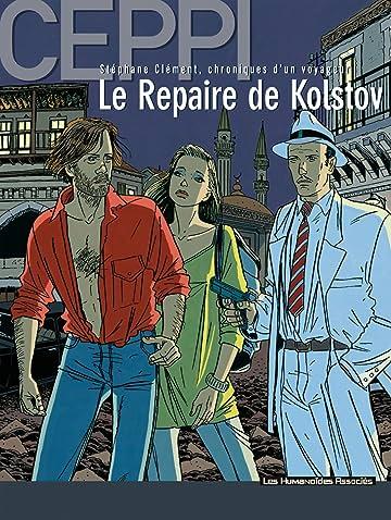 Stéphane Clément, chroniques d'un voyageur Vol. 3: Le Repaire de Kolstov