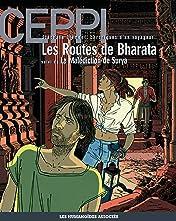 Stéphane Clément, chroniques d'un voyageur Vol. 4: Les Routes de Bharata - La Malédiction de Surya