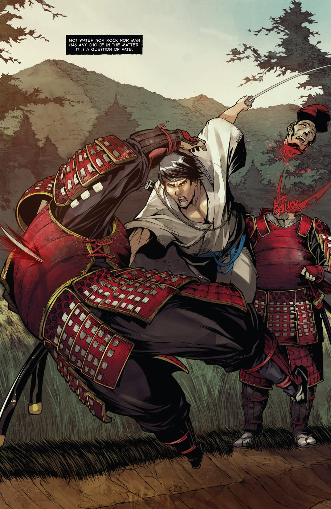 Samurai's Blood Vol. 1