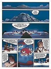 L'Anneau des 7 mondes Vol. 3: Les Pirates d'Héliopolis