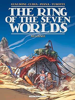 The Ring of the Seven Worlds Tome 2: Alliance