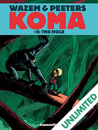 Koma Vol. 2: The Hole