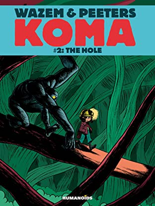 Koma Tome 2: The Hole