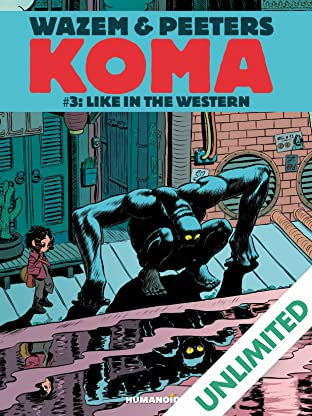 Koma Vol. 3: Like in the Western