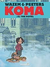 Koma Vol. 4: The Hotel