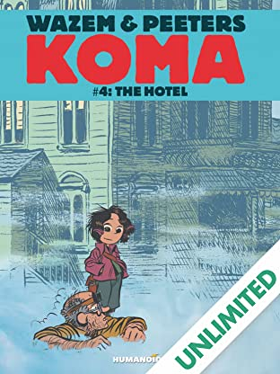 Koma Vol. 4: The Hotel