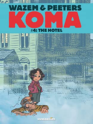 Koma Tome 4: The Hotel