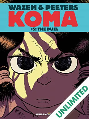Koma Vol. 5: The Duel