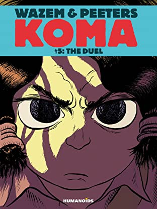 Koma Tome 5: The Duel