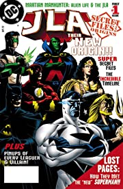 JLA: Secret Files & Origins #1