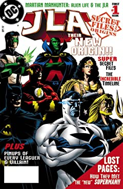 JLA: Secret Files & Origins No.1
