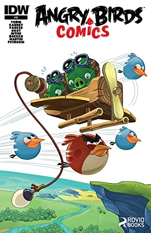 Angry Birds Comics #10