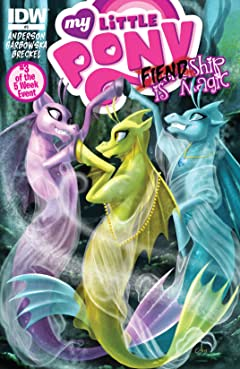 My Little Pony: FIENDship is Magic #3: Sirens