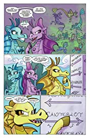 My Little Pony: FIENDship is Magic #3: Sirens