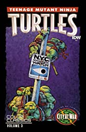 Teenage Mutant Ninja Turtles: Color Classics Vol. 3 #4