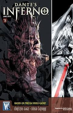 Dante's Inferno #5 (of 6)