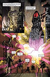 Zombies vs. Robots (2015) #4