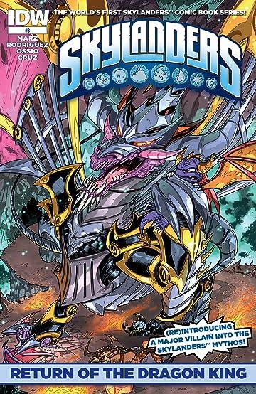 Skylanders #8: Return of the Dragon King Part 2