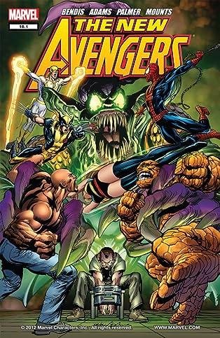 New Avengers (2010-2012) #16.1