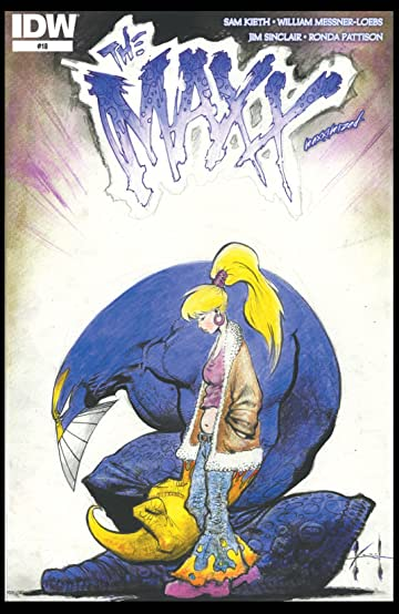 The Maxx: Maxximized #18