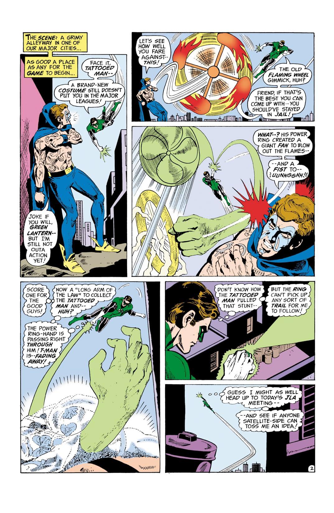Justice League of America (1960-1987) #111