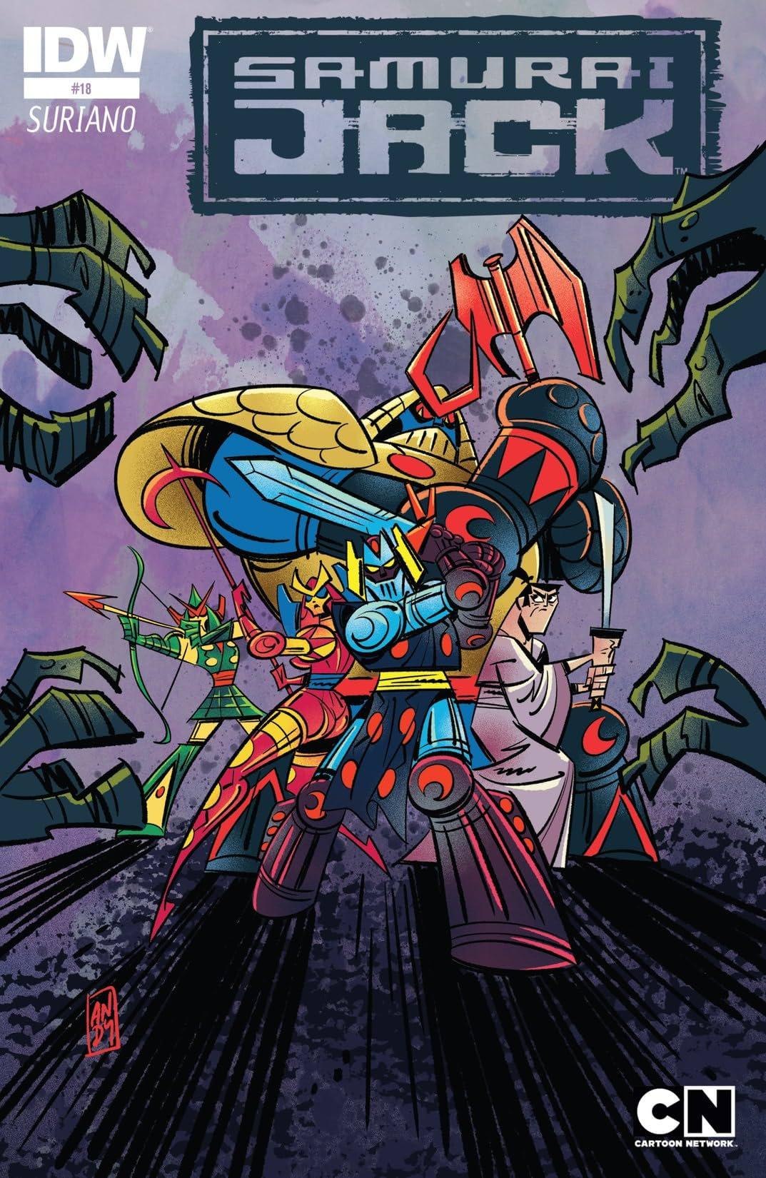 Samurai Jack #18