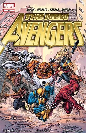 New Avengers (2010-2012) #17
