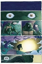 Teenage Mutant Ninja Turtles #45