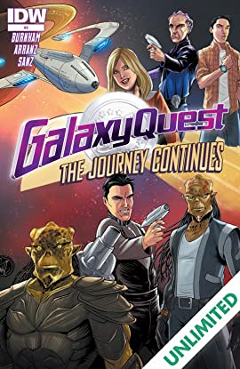 Galaxy Quest: The Journey Continues #4 (of 4)