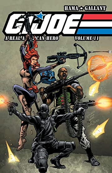 G.I. Joe: A Real American Hero Tome 11