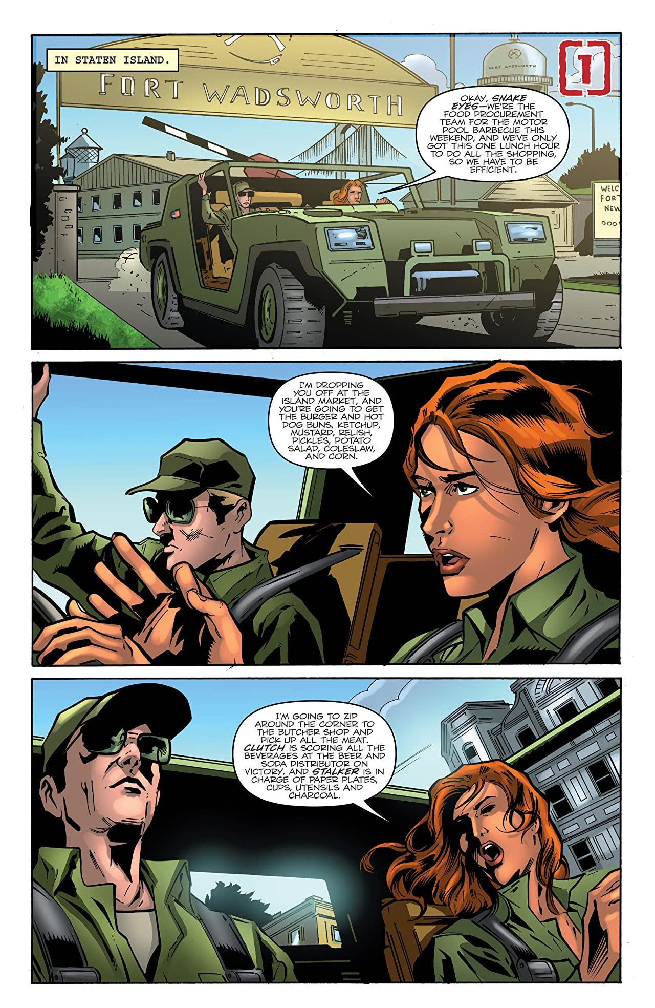 G.I. Joe: A Real American Hero Vol. 11