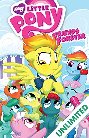 My Little Pony: Friends Forever Vol. 3