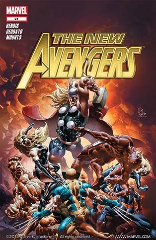 New Avengers (2010-2012) #21