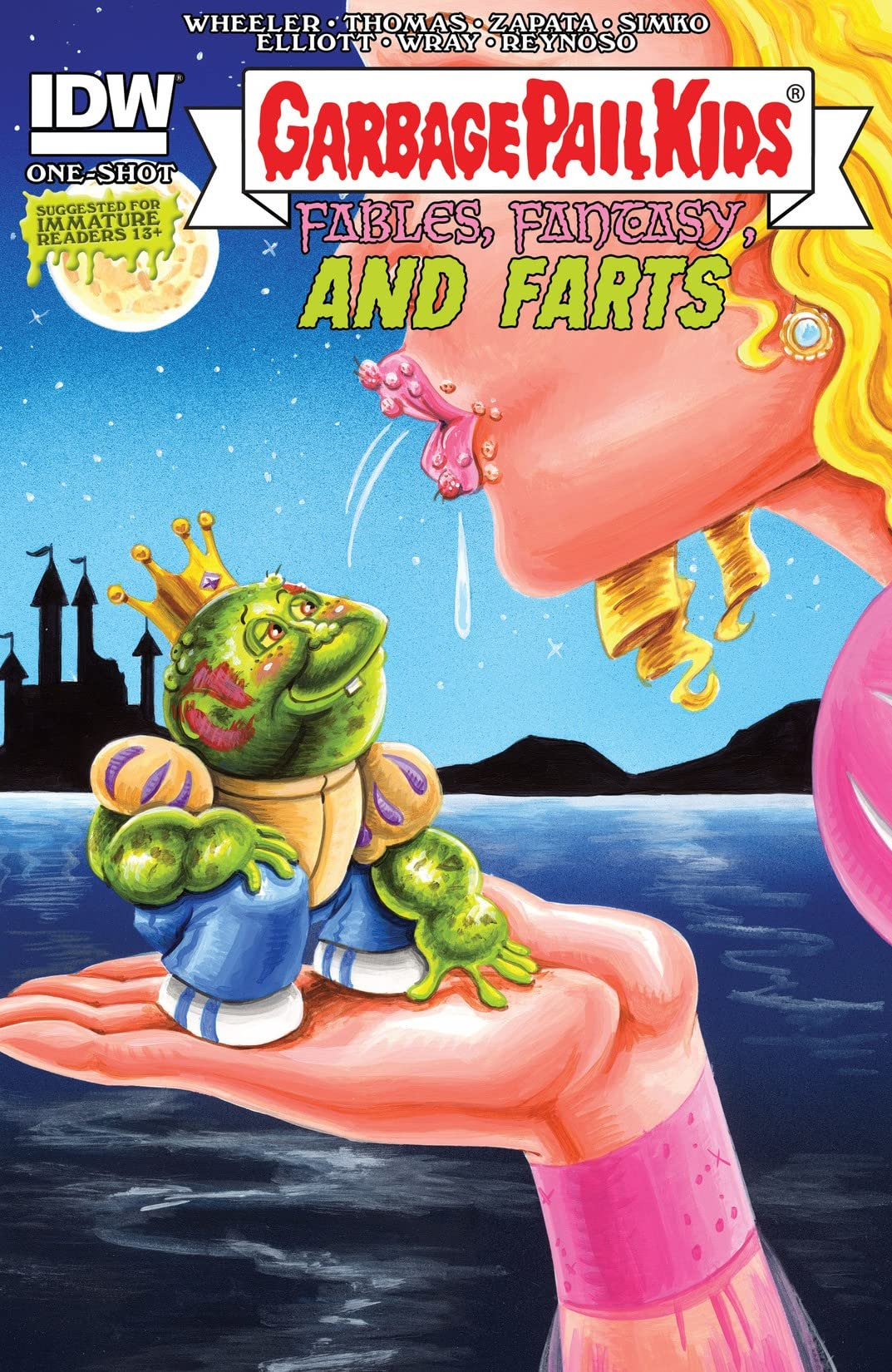 Garbage Pail Kids #3: Fables, Fantasy, and Farts