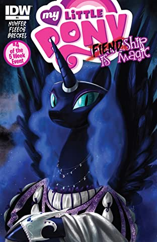 My Little Pony: FIENDship is Magic No.4: Nightmare Moon