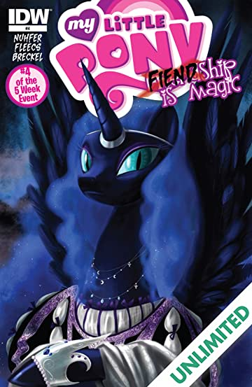 My Little Pony: FIENDship is Magic #4: Nightmare Moon