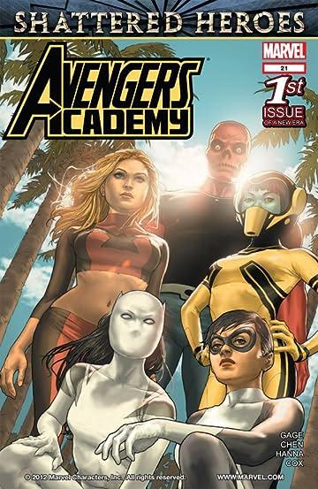 Avengers Academy #21