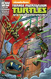 Teenage Mutant Ninja Turtles: New Animated Adventures #22