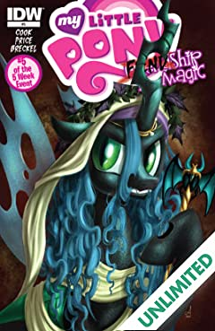 My Little Pony: FIENDship is Magic #5: Queen Chrysalis