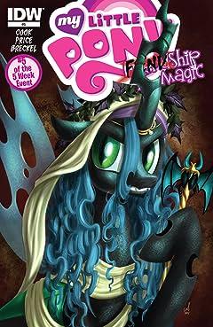 My Little Pony: FIENDship is Magic #5: Queen Chrysalis