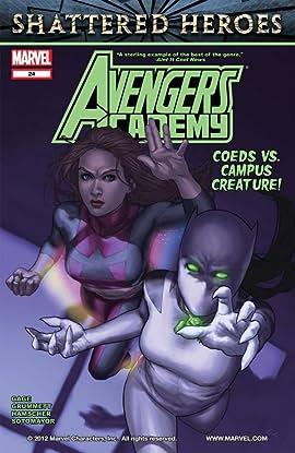 Avengers Academy #24