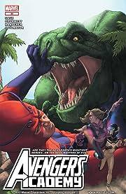 Avengers Academy #25