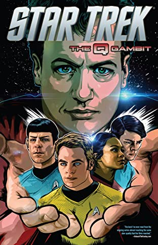 Star Trek (2011-2016) Tome 9: The Q Gambit