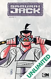 Samurai Jack Vol. 3: Quest For the Broken Blade